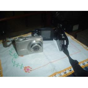 Maquina Fotografica E Filmadora Digital Com Defeito
