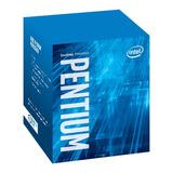 Procesador Intel Pentium G4560 7ma Gen 3.5 Ghz 2/4 Núcleos