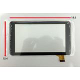 Tela Vidro Touch Tablet Ibak-7501 Diamond Pronta Entrega