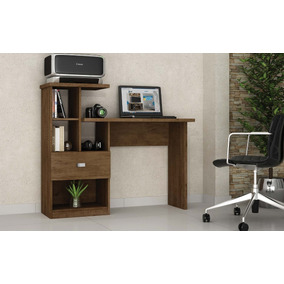 Mesa Para Computador Ou Escritório Benetil Connect 1 Gaveta