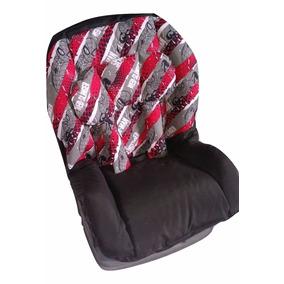 Kit Capa Do Bebe Conforto + Kit Capa Cadeira Auto