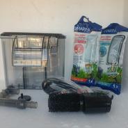 Filtro Marina Slim S10 Exterior Cascada Acuario Pecera Peces