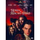 O Homem Da Máscara De Ferro Dvd Original - Leonardo Dicaprio