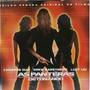 As Panteras Detonando The Soudtrack [cd Novo De Fabrica]