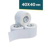 Etiq. Termica 40 X 40mm Cx. C/ 50 Rolos 700etiq.prix4 Uno