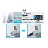 Convertidor A Hdmi Para Nintendo Wii 1080p Full Hd Hdmi