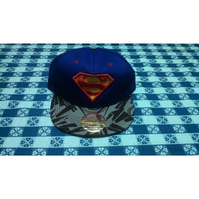 Gorras Vicera Plana Star Wars-superman-hulk- Super Calidad!!