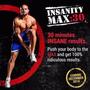 Insanity Max30 Completo Nuevo 2015, Subtitulado Entrena Casa