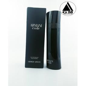 609f47aa4 Armani Code 125ml Masculino - Perfumes no Mercado Livre Brasil