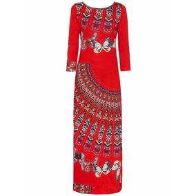 Vestido Mujer Benito Rojo Zaragoza The Net Boutique