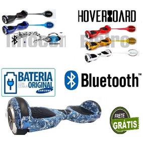 Hoverboard Mais Barato Bluetooth Samsung Branco Preto Azul