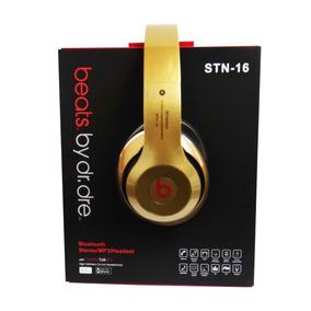 Audifono Beats Stn-16 Micro Sd Mp3 Bluetooth