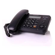 Telefono Panasonic Fijo Manos Libres Altavoz Caller Id Memorias Ultimo Modelo