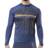 Camisa Bike Ciclismo Manga Longa Elite 135000
