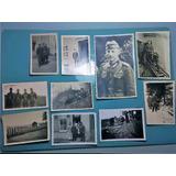 Lote 20 Fotografias Segunda Guerra Mundial Nazi (1939-1945)
