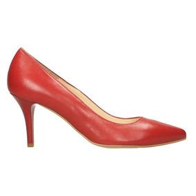 Gina Vestir Zapato Rojo Bata De nZT1nxW8