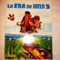 :: Era De Hielo 3 - Album Panini Con 165 Cromos * Casi Lleno