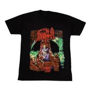 Death - Scream Bloody Gore - Remera - Chuck Schuldiner