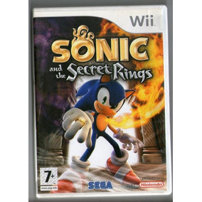 Sonic And The Secret Rings (pal)