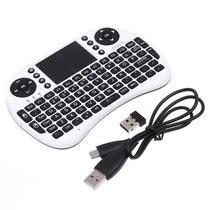 Teclado Inalambrico Mini Smart Tv Pc Tablet Xbox Ps3 Mwk08