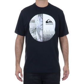 Camiseta Masculina Quiksilver Half Mixed