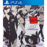 ..:: Persona 5 Steelbook Edition :.. Para Ps4 En Start Games