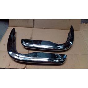 Mercedes Benz Antiguo Clasico 220 60-65 Sobre Defensa Delant