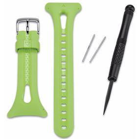 Pulseira Original Garmin Forerunner 10 E 15 Verde - Pequena