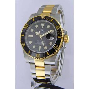 ef4bc8a4ead Relogio Rolex Submariner Misto Azul - Relógios no Mercado Livre Brasil