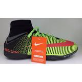 Promoção Chuteira Society Nike Cano Alto Botinha Barato
