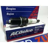 Bujias Acdelco 100% Original Aveo, Optra, Luv Dmax, Astra