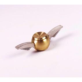 Spinner Harry Potter Golden Snitch Bronce Envío Gratis