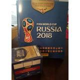 Panini Rusia 2018 Caja De Estampas Y Album Totalmente Gratis