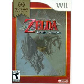 The Legend Of Zelda Twilight Princess Wi Lacrado