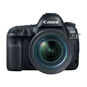 Camara Canon Eos 5d Mark Iv Con Lente Ef 24-70mm F/4l