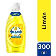 Detergente Magistral Ultra Limon X 300 Ml