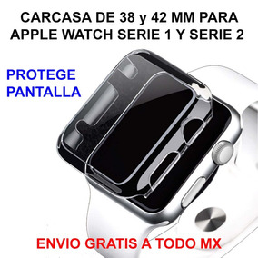 Carcasa Funda Protector Pc Applewatch Iwatch 38 Y 42mm Serie