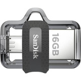 Sandisk Ultra Dual Drive M3.0,unidad Flash Usb / Otg De 16gb