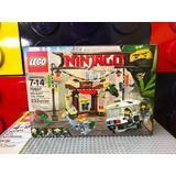 Lego Ninjago Movie Persecución En Ninjago City 70607