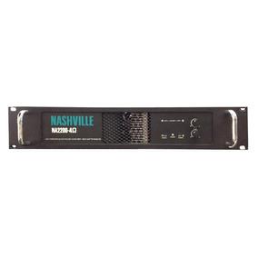 Amplificador 600w Rms Na2200 Nashville Na2200 12x Sem Juros