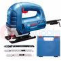 Serra Tico Tico Bosch 110v 710w Profissional Gst 75 E