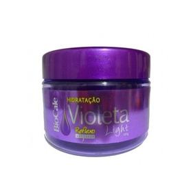 Máscara De Hidratação Matizadora Violeta Reflexos Biocale