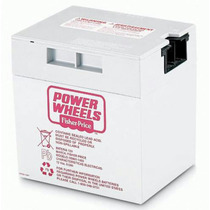 Batería Recargable Power Wheels 12v Fisher Price