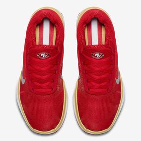 Nike San Francisco 49ers Tenis Nuevos Y Originales