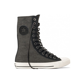 Tenis Converse All Star Ct As X - Hi Preto Original