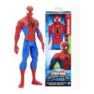 Spiderman Muñeco Gigante 30cm Hombre Araña Original Hasbro