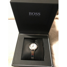 Elegante Reloj Para Dama Hugo Boss