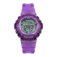 Reloj Zeit  Unisex  Plástico  Transparente  - Cb00019204