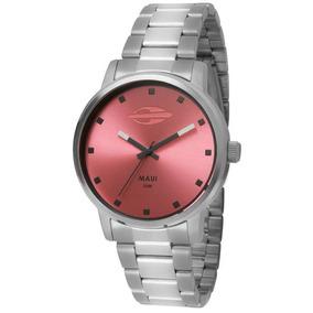 b465f3ebf5b Relogio Mormaii Jaws Vermelho Novo Femininos - Relógios De Pulso no ...
