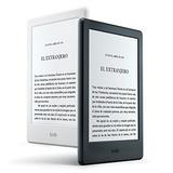 Kindle 8a Generación Wifi No Reflejos Libro Electronico 2017